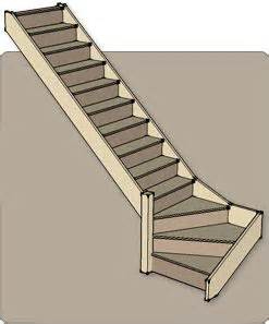 Quarter Turn Stairs Design Stair Kits Staircases And Stairs On