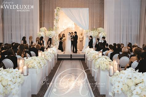 wedding ceremony design ceremonies wedding decor toronto a clingen