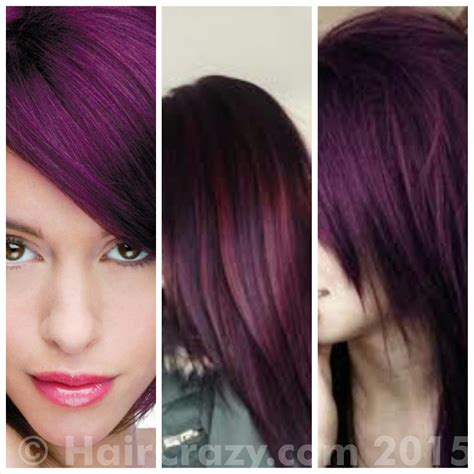 aubergine hair color the gallery for gt purple eggplant hair color