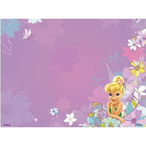 tinkerbell invitation card template free tinkerbell backgrounds for scrapbooks greeting cards