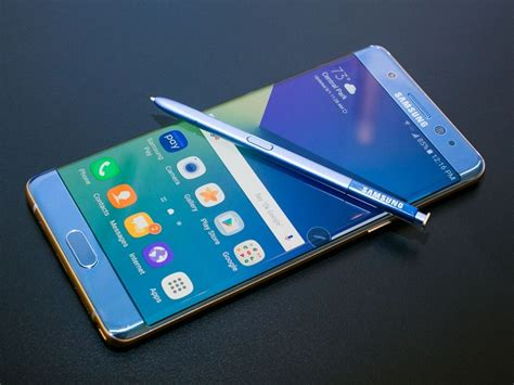 Samsung Galaxy Note 7 test samsung galaxy note 7 notre avis cnet