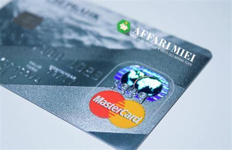 quanti contanti si possono versare in prelevare con carta di credito come fare leggi la guida