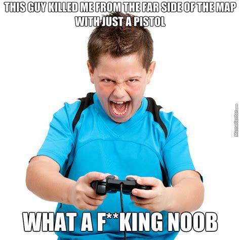 Kid Gamer Meme - 13 year old gamer logic by metallion meme center
