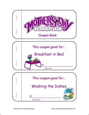 Voucher Play 150k 150000 1 printable s day coupon book and activities