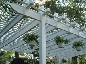 Pergola Plants For Shade by Deck Designs With Shade St Louis Decks Screened