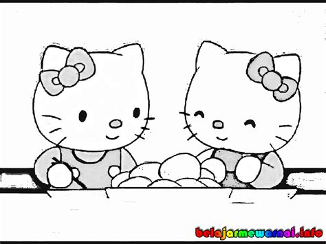 wallpaper hitam hello kitty hellokitty hitam putih cliparts co