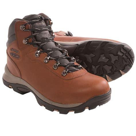 hi tec altitude iv waterproof hiking boot mens hi tec altitude iv plus hiking boots waterproof for