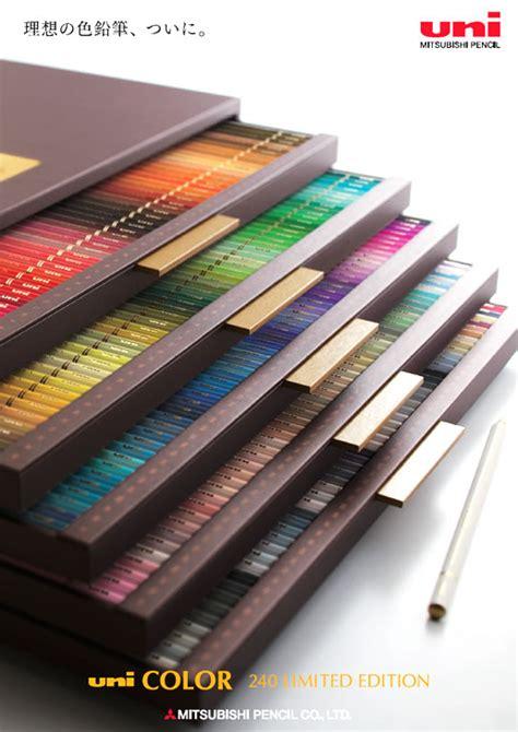 mitsubishi uni pencils mitsubishi pencil uni color 240 limited edition colored