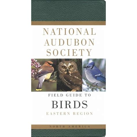 birds of the eastern region national audubon society