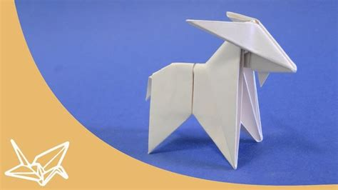 Goat Origami - 19 best my origami work images on origami