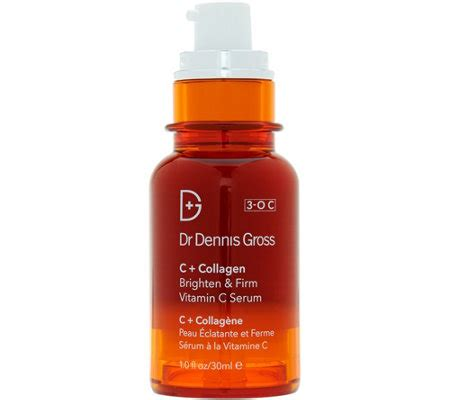 Dr Vitamin C dr gross c collagen bright firm vitamin c serum page
