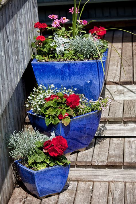 Flowers For Garden Pots 64 Outdoor Steps With Flower Planters And Pots Ideas Pictures