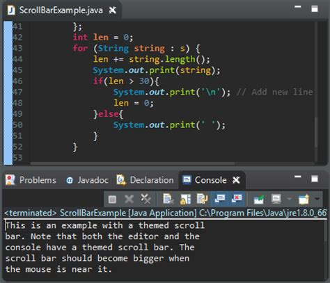 import theme eclipse luna lagebericht eclipse ide 6 highlights in eclipse neon