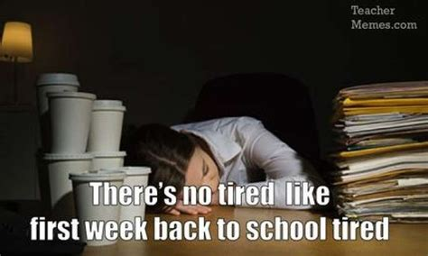 Going Back To School Meme - memes help teachers cope with going back to school for the