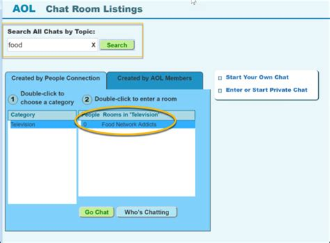 aol desktop gold chat rooms aol help