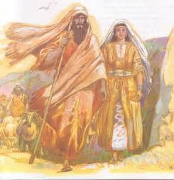 bible story of abraham house and home