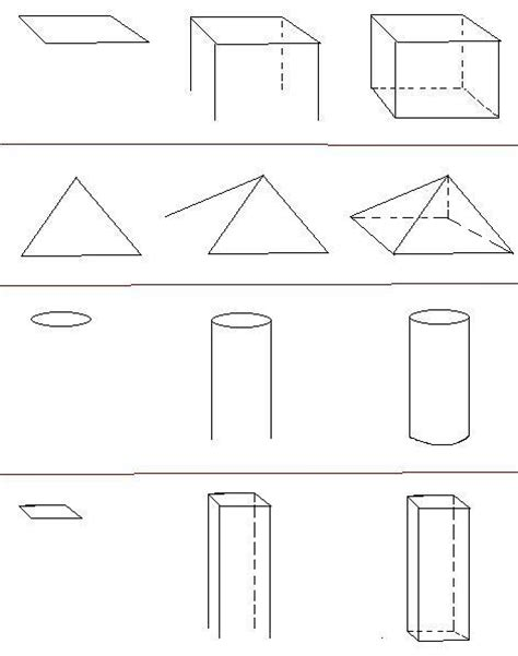 Drawing 3d Shapes by Drawing 3d Scenery For Beginners 171 Pekoeblaze The
