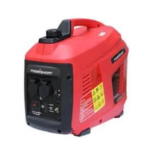 generators home depot powersmart 2 000 watt 105cc 4 stroke gasoline powered