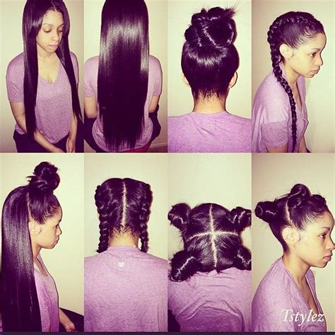 vixen sew in on short hair 25 best ideas about sew ins on pinterest sew in weave