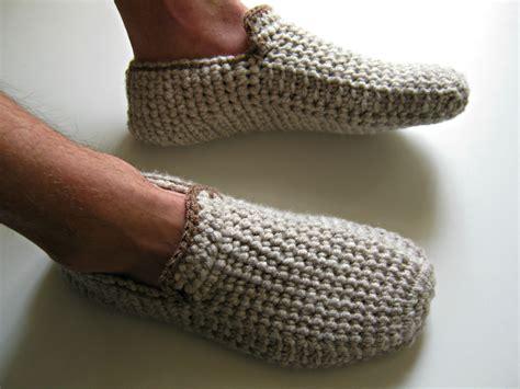 crochet pattern mens house slippers crochet men s slippers house shoes crochet shoes mens