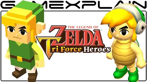 tri force heroes materials guide how to craft all costumes minecraft hammer bro tingle link zelda tri force