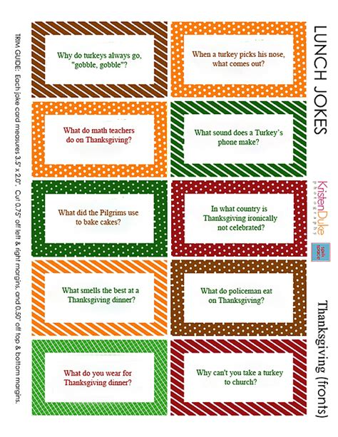 printable thanksgiving jokes and riddles thanksgiving lunch jokes