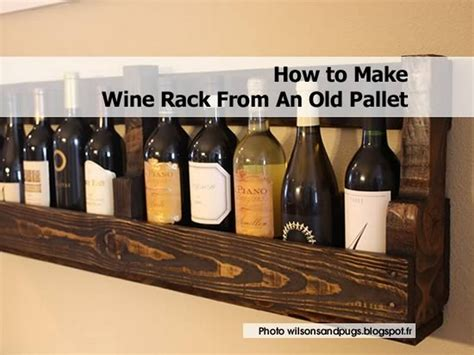 how to build a wine rack in a cabinet how to make wine rack from an old pallet