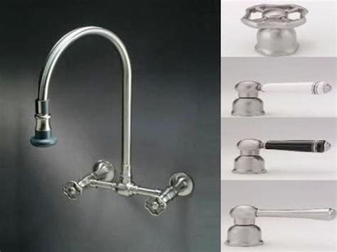 faucet com 55p1513 in chrome by delta wall mount kitchen faucet image of wall mount kitchen