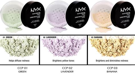 color correcting powder 1 nyx color correcting powder quot your 1 color quot s