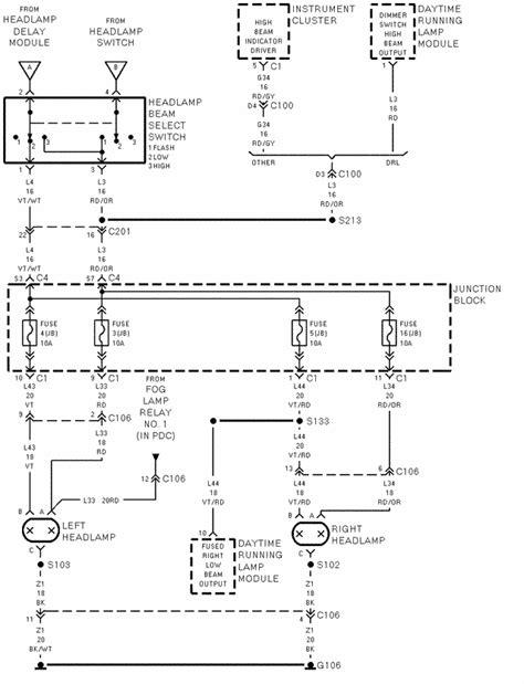 jeep xj wiring diagram jeep free engine image
