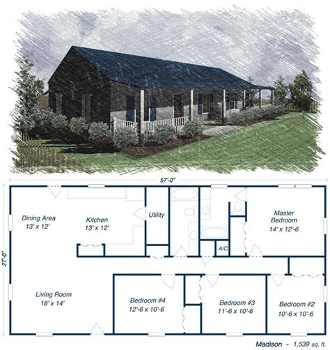 floor plans for metal building homes metal building house plans metal building homes floor