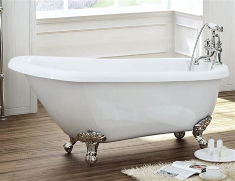 brentwood bathrooms only 163 440 99 brentwood traditional freestanding slipper bath vip bathrooms com