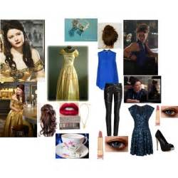 once upon a time belle polyvore