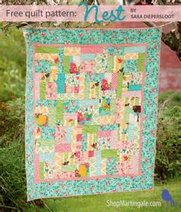 free quilt pattern a for beginners and for
