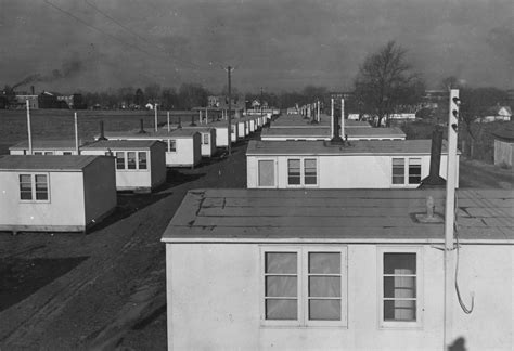 post world war ii prefabricated aluminum and steel houses world 2 house after world war ii the bought government