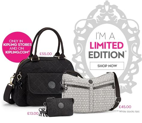 Kipling Hawai Merah Limited kipling i m a limited edition now only 163 55 00 milled