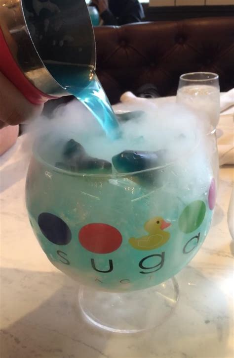 unique drinks the sugar factory delights customers with unique drinks