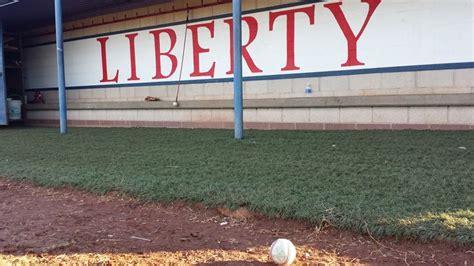 liberty patriots baseball home page