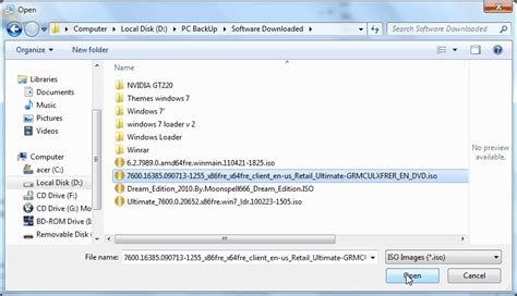 software untuk membuat file iso cara membuat bootable windows 7 di flashdisk my internet