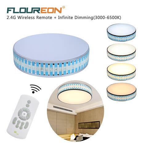 remote ceiling light 36w led ceiling light wireless remote bedroom