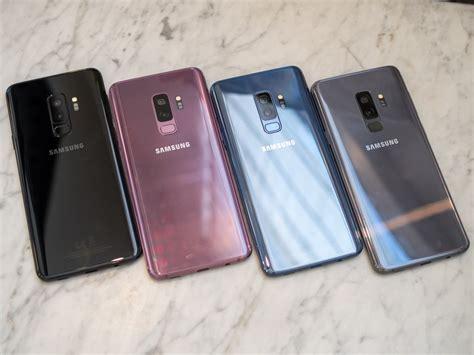 Harga Samsung S9 Black which galaxy s9 color should i buy black purple blue