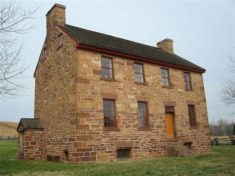 House Of S The House Manassas National Battlefield Park