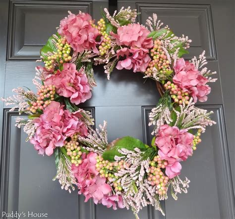 spring wreath diy diy spring wreath puddy s house