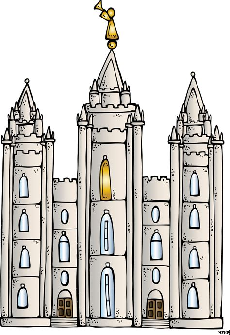 coloring pages lds temples melonheadz lds illustrating i love to see the temple