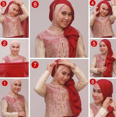 video tutorial hijab wisuda simpel kumpulan tutorial hijab kebaya simpel dan modern