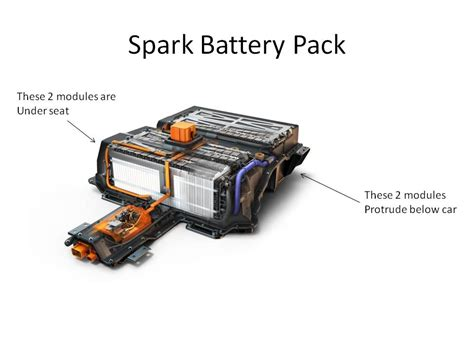 l into battery pack how do the chevy bolt chevy spark ev battery packs