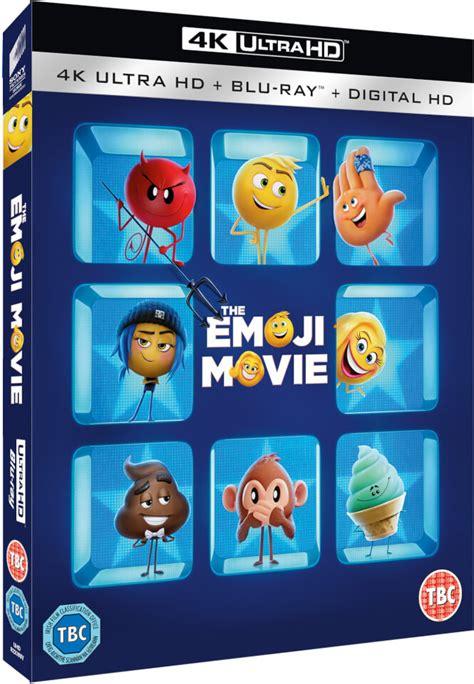 film cd envelope mailbox emoji the emoji movie 4k ultra hd blu ray zavvi com