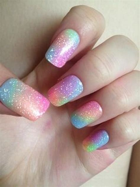 ombre design 50 best ombre nail designs for 2018 ombre nail art ideas