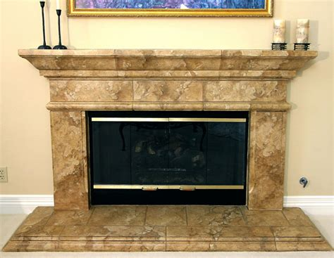 Precast Fireplace by Rainbow Faux Interior Design Home