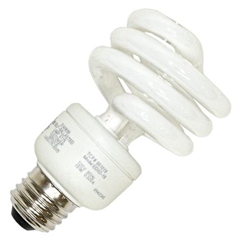 Twist Light Bulb by Tcp 07904 80101941 Twist Medium Base Compact